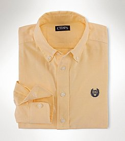 Chaps® Boys' 2T-20 Long Sleeve Oxford Top
