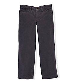 Chaps® Boys' 4-7 Flat Front Pants