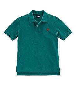 Chaps® Boys' 4-7 Short Sleeve Polo