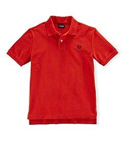 Chaps® Boys' 4-7 Short Sleeve Polo Top