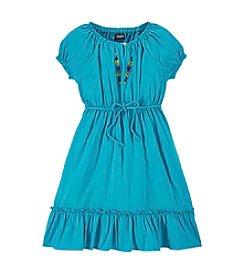 Chaps® Girls' 7-16 Andrea Beaded Dress