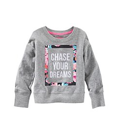 OshKosh B'Gosh® Girls' 4-6X Chase Your Dreams Top