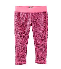 OshKosh B'Gosh® Girls' 4-6X Animal Print Crop Pants