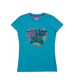 PUMA® Girls' 4-6X Forever Awesome Tee