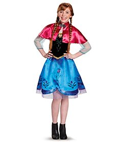 Disney® Frozen Anna Traveling Gown Teen Costume