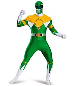 Mighty Morphin Power Rangers® Green Ranger Teen Bodysuit Costume