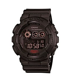 G-Shock Men's Military Black Big Case Digital Watch