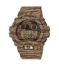 G-Shock Men's Camo Plated Watch