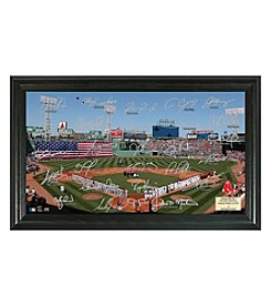 Boston Red Sox 2015 Edition Signature Field Facsimile by Highland Mint