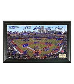 Chicago Cubs 2015 Edition Signature Field Facsimile by Highland Mint