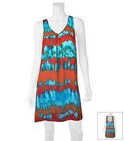 A. Byer Tie Dye Dress
