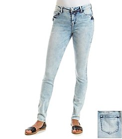 Hippie Laundry Acid Wash Skinny Jeans