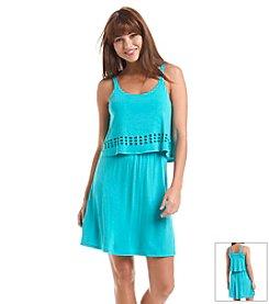 Kensie® Popover Tank Dress