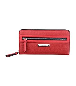 Nine West® Track-Tion Action Ziparound Wallet