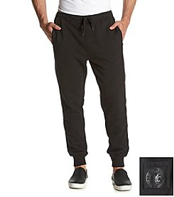 DKNY JEANS® Men's Fleece Tapered Pants