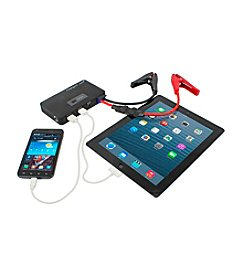Digital Treasures ChargeIt! Jump Portable Power Pack & Jump Starter Kit