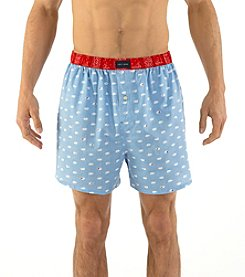 Tommy Hilfiger® Men's Polar Bear Woven Boxers