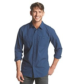 Ruff Hewn® Men's Long Sleeve Two Pocket Shirt
