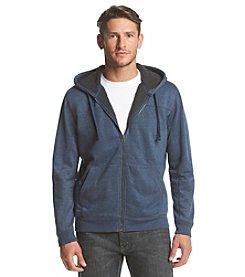 Ruff Hewn Men's Long Sleeve Full Zip Sherpa Hoodie