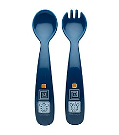 Zak Designs® Toddlerific™ Monkey 2-pc. Flatware