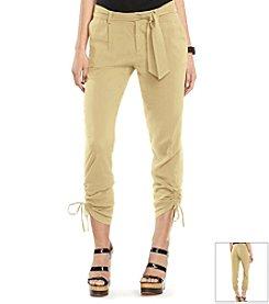 Lauren Ralph Lauren® Poplin Skinny Pant