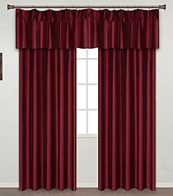 United Curtain Co. Anna Pinch-Pleated Window Curtain