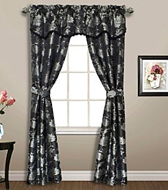 United Curtain Co. Carrington 5-pc. Window Set