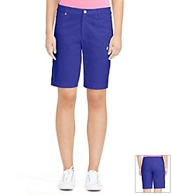 Lauren Active Stretch Cotton Short