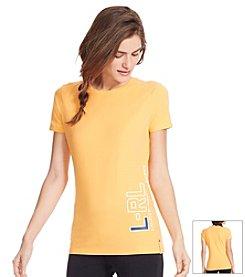 Lauren Active Crewneck Graphic T-Shirt