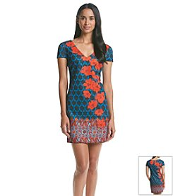 Plenty by Tracy Reese Floral Print Tee Dress