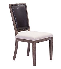 Zuo Modern Set of 2 Market Dining Chairs