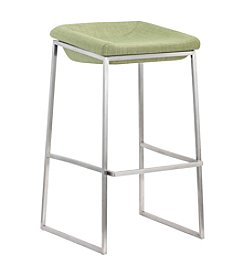 Zuo Modern Set of 2 Lids Barstools