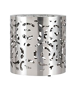 Zuo Modern Stainless Steel Kihei Stool