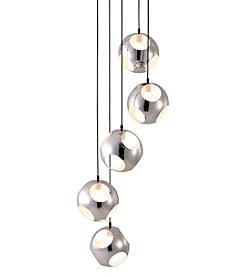 Zuo Modern Meteor Shower Ceiling Lamp