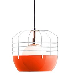 Zuo Modern Frost Ceiling Lamp