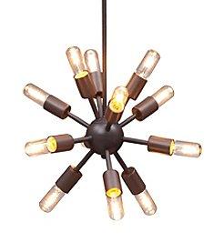 Zuo Modern Sapphire Ceiling Lamp