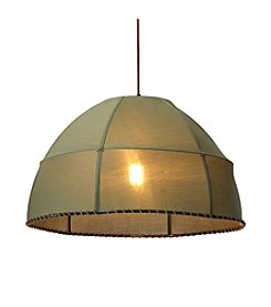 Zuo Modern Pea Green Marble Ceiling Lamp