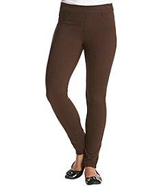 Relativity® Pull On Jean Leggings