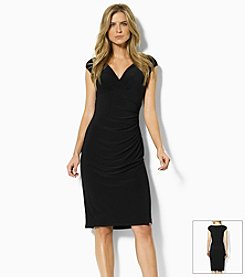 Lauren Ralph Lauren® Matte Jersey Empire Dress