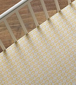 Lolli® Saffron Elise Crib Sheet