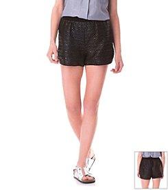 Sam Edelman™ Lace Dolphin Shorts