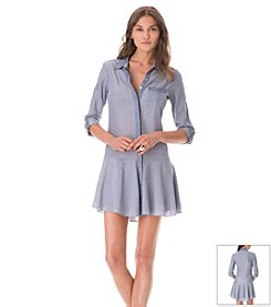 Sam Edelman™ Collared Shirt Dress
