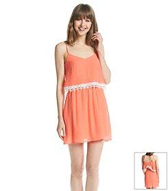 Trixxi® Popover Dress