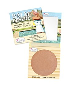 theBalm Balm Desert Blush/Bronzer