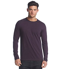John Bartlett Consensus Men's Long Sleeve Siro Crew Neck