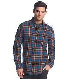 John Bartlett Consensus Men's Long Sleeve Flannel Button Down