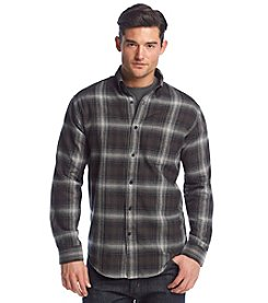 John Bartlett Consensus Men's Long Sleeve Flannel Button Down