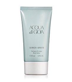 Giorgio Armani® Acqua Di Gioia Body Lotion