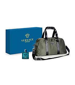 Versace® Eros And Duffle Bag Gift Set (A $112 Value)
