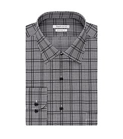 Van Heusen® Men's Long Sleeve Regular Fit Plaid Button Down Dress Shirt